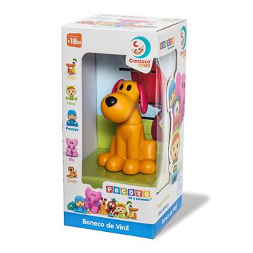 Imagem de Boneco Loula - Pocoyo  - Cardoso Toys