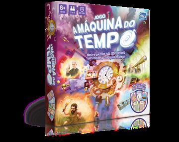 Imagem de A Máquina do Tempo - Toyster