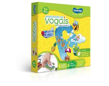 Imagem de Explorando as Vogais - Toyster