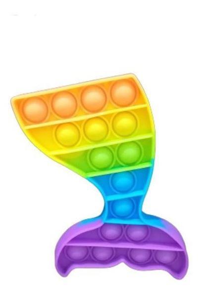 Imagem de Pop It Sereia - Fidget Toys