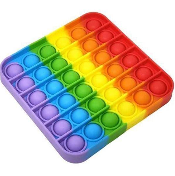 Imagem de Pop It Quadrado - Fidget Toys