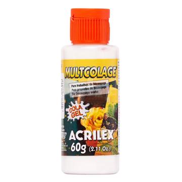 Imagem de Multicolage 60g - Acrilex