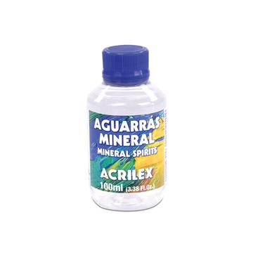 Imagem de Aguarrás Mineral 100ml - Acrilex