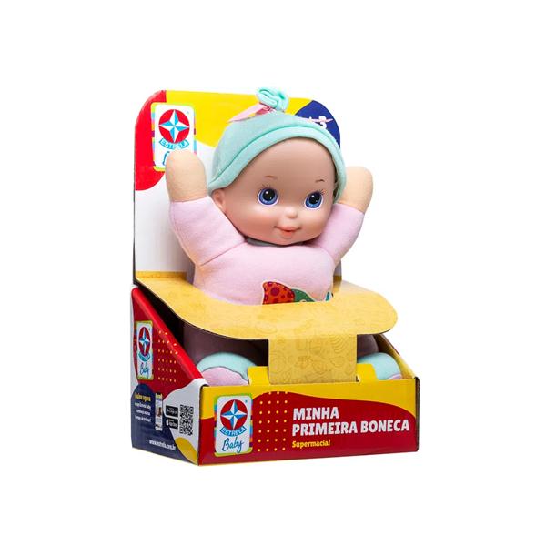Imagem de Minha Primeira Boneca - Estrela