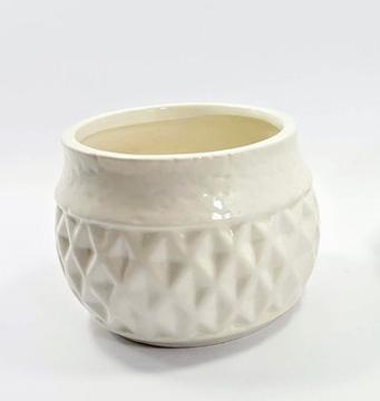 Imagem de Cachepot de Cerâmica - 11 x 8,5cm
